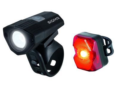 Sigma Sport Buster 100 og Nugget Flash - Lygtesæt