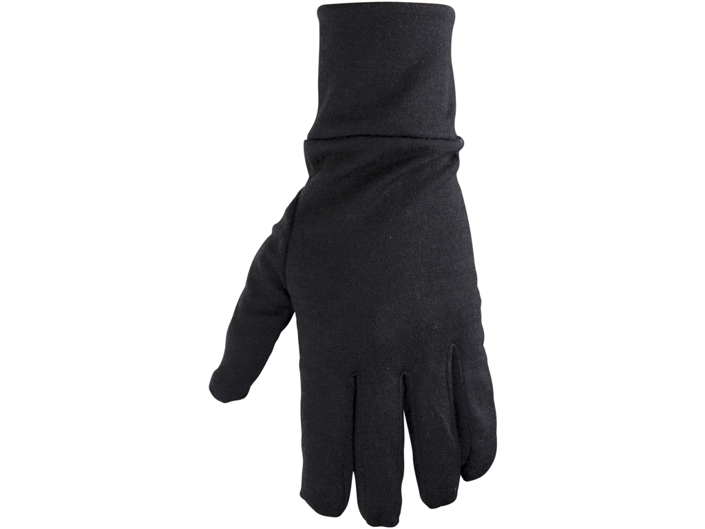 Image of   Ulvang Liner Glove - Uld inderhandske - Sort - Str. L/XL