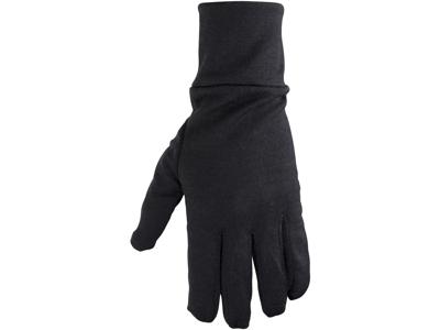 Ulvang Liner Glove - Uld inderhandske - Sort