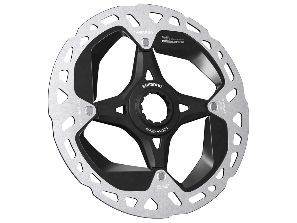Image of   Shimano XTR - Rotor til skivebremser - 160mm CL til center lock