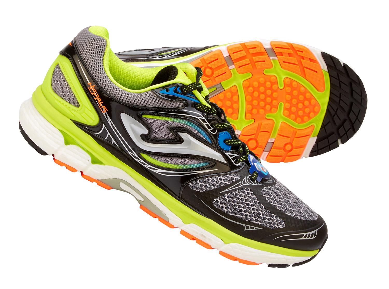 JOMA - Løbesko - R.Hispalis 712 - Grå/neon - Herre | Running shoes