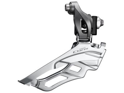 Shimano Claris - Forskifter FD-R2030 til 3 x 8 gear - til direkte montering