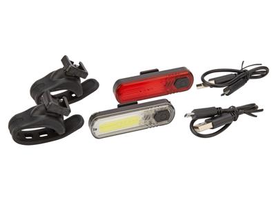 Abus Orion Lantern Kit - Oppladbar