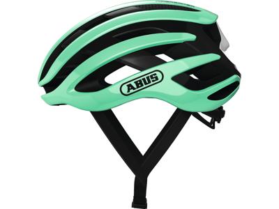 Abus AirBreaker - Cykelhjelm - Celeste grøn