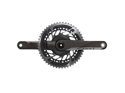 Sram Red AXS Quark Power meter DUB Kranksæt - Wattmåler - 172,5mm