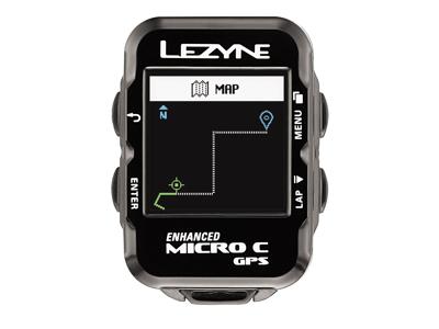 Lezyne Micro Color GPS - Cykelcomputer