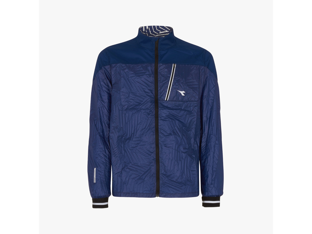 Image of   Diadora - Wind Lock Jacket - Løbejakke - Herre - Navy - Str. XL
