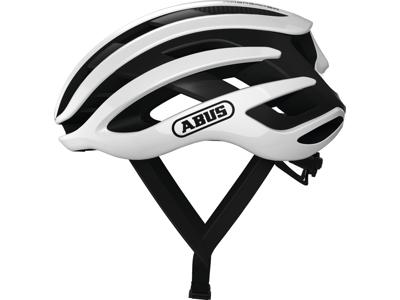 Abus AirBreaker - Cykelhjelm - Hvid