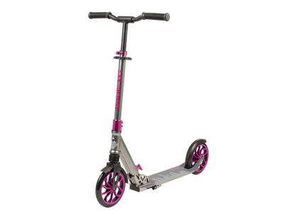 My Hood Urban Flex 200 - Løbehjul til børn og voksne - Grå/Pink