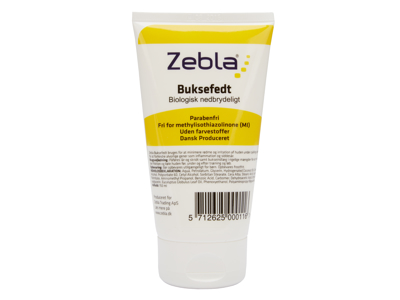 Zebla byxfett- 150 ml