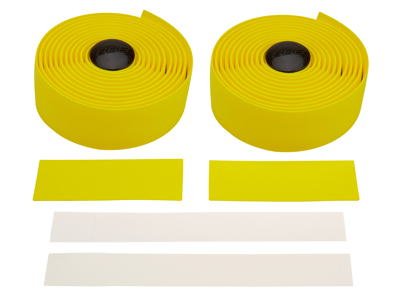 Styrbånd BBB syntetisk kork gul