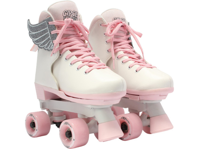 Circle Society Classic - Justérbar rulleskøjte - Pink Vanilla
