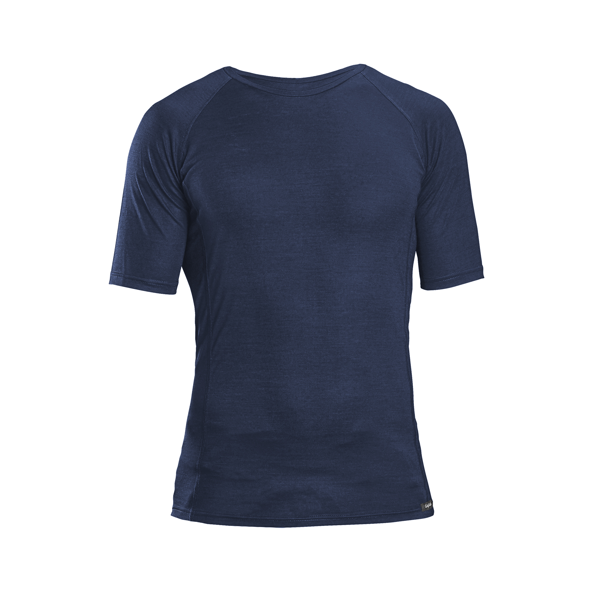 GripGrab Merino Polyfiber Base Layer - Svedundertrøje - Navy blå | Base layers