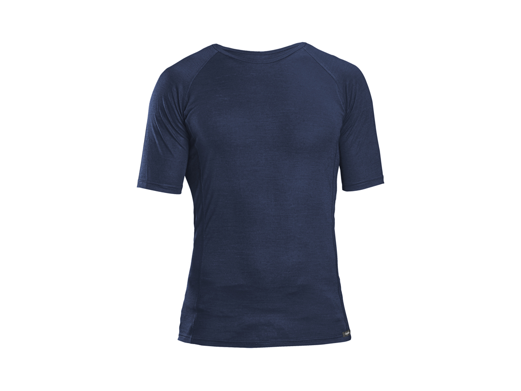 Image of   GripGrab Merino Polyfiber Base Layer - Svedundertrøje - Navy blå - Str. XL