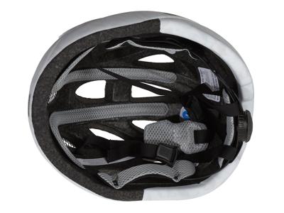 Cykelhjelm Abus Lane-U hvid