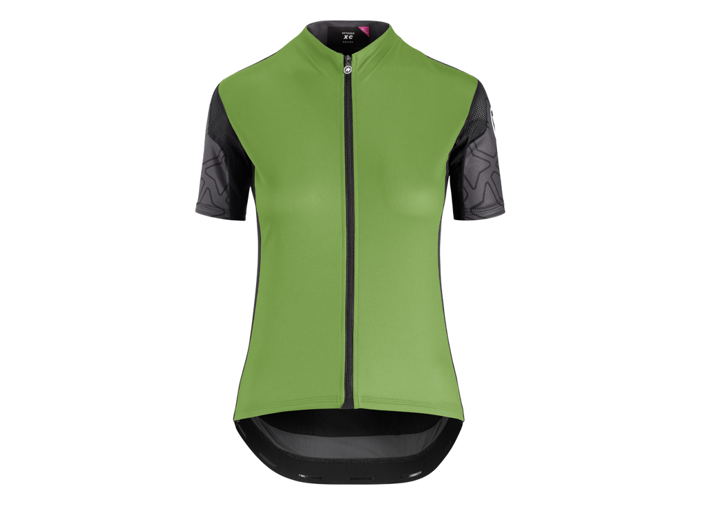 Image of   Assos XC Shot Sleeve Jersey Woman- Cykeltrøje MTB - Dame - Grøn - Str. XLG