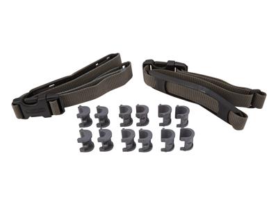 Ortlieb - Sport-Roller plus - Granit/Sort 2x12,5 liter