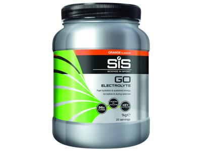 SIS GO Electrolyte - elektrolytdrik - Appelsin - 1 kg
