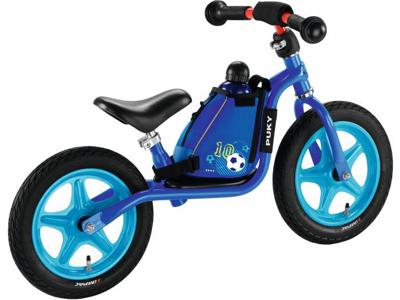 Puky - LRT - Springcykel-väska med bärrem - Blå