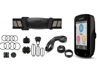 Garmin Edge 820 GPS - Cykelcomputer - Bundle