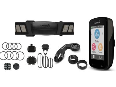 Garmin Edge 820 GPS - Cykeldator - Bundle
