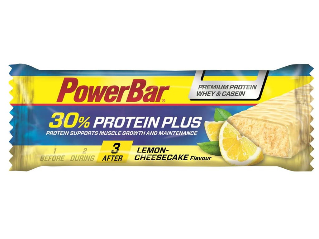 Image of   Powerbar Protein plus 30% - Lemon cheesecake - 55 gram