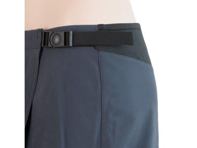Sensor Luna Skirt - Cykelnederdel m. shorts og pude - Grå