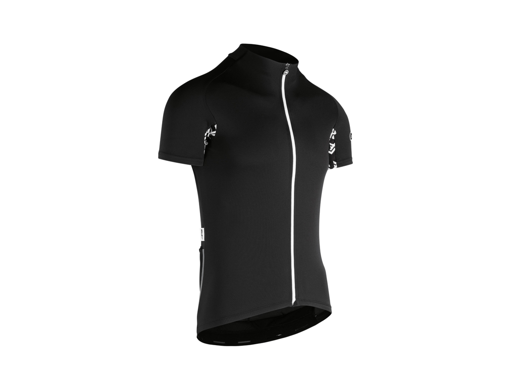 Image of   Assos Mille GT Short Sleeve Jersey - Cykeltrøje - Sort - Str. L