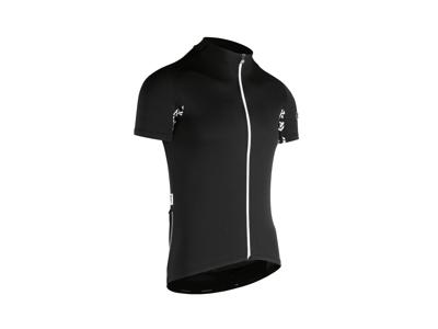 Assos Mille GT Short Sleeve Jersey - Cykeltröja - Svart - Str. Tir