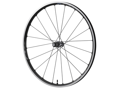 Shimano Baghjul - 700c Road Tubeless - WH-RS500 med QR aksel