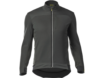 Mavic Essential SO-jakke - Softshell Bike Jacket - Svart