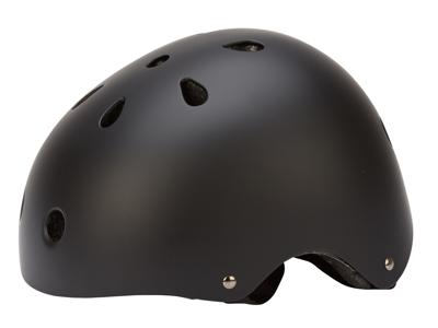 On Gear Cykel- og Skaterhjelm - Skate Style - Matsort