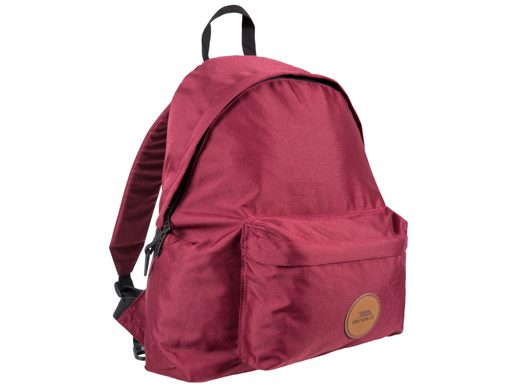Image of   Trespass Aabner - Casual rygsæk - 18 liter - Burgundy