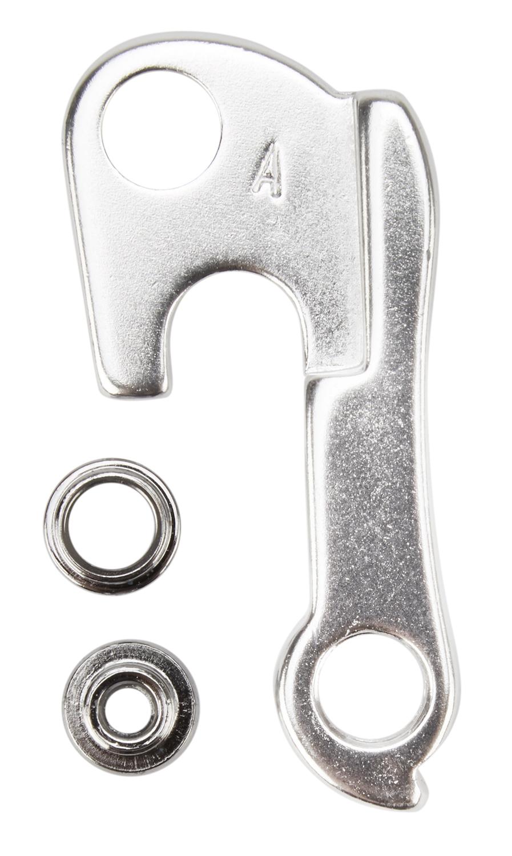 Geardrop type GH-017 - Sølv | Derailleur hanger