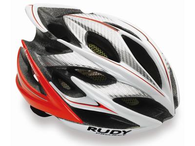 Rudy Project Windmax - Cykelhjelm - Hvid/Rød
