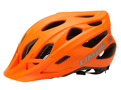 Limar 545 - Cykelhjelm til MTB/sport - Matorange