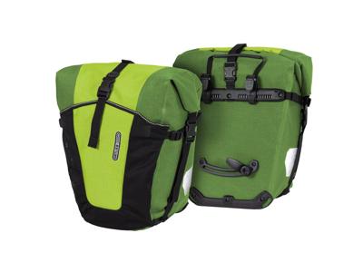 Ortlieb Back-Roller Pro Plus - 2 stk. cykeltasker - 2 x 35L - Grøn