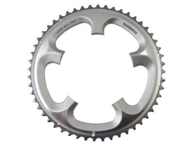 Shimano Ultegra - Klinge 52 tands sølv  FC-6703 Triple