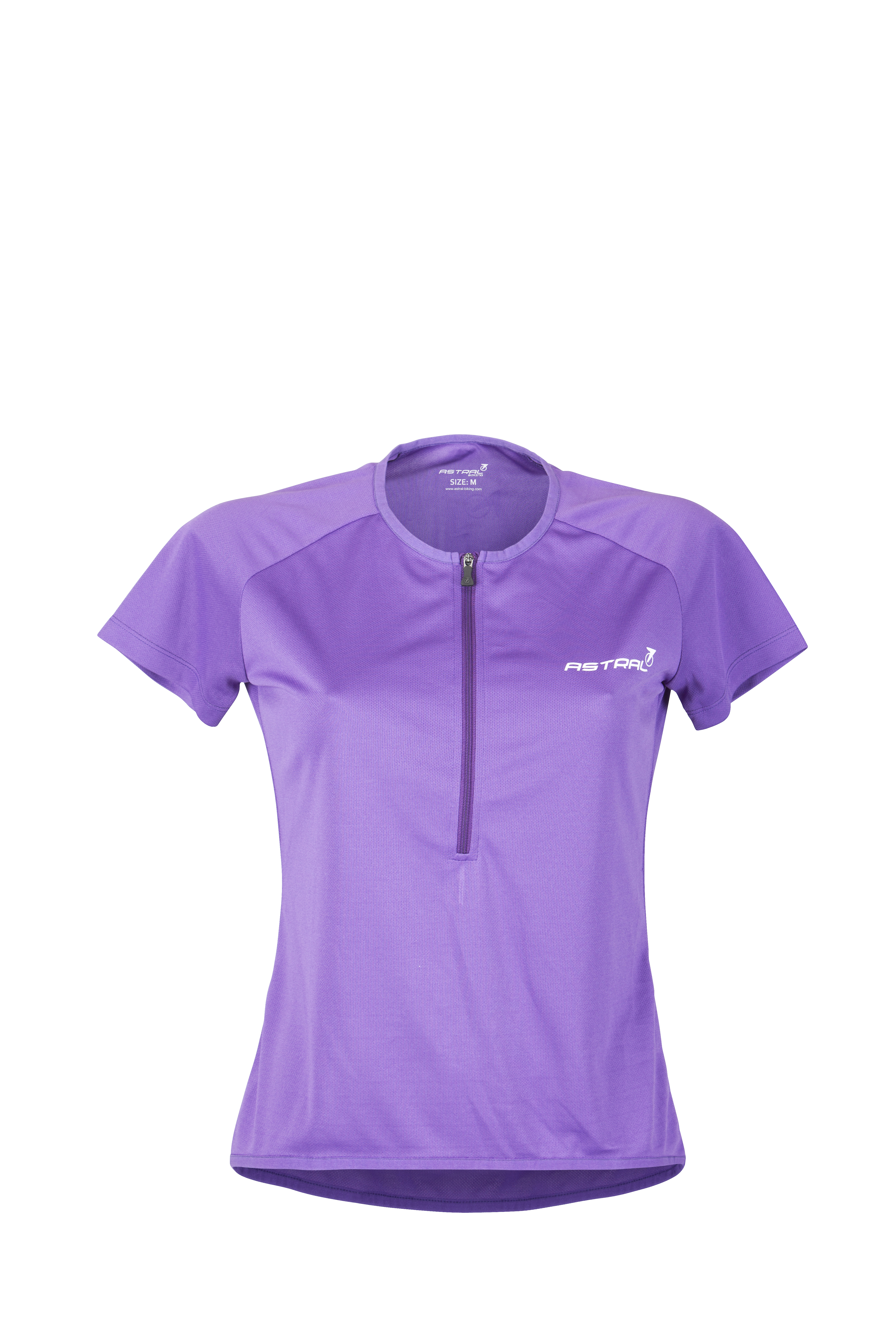 Astral Cykelbluse Spinning Lilla Dame   Jerseys