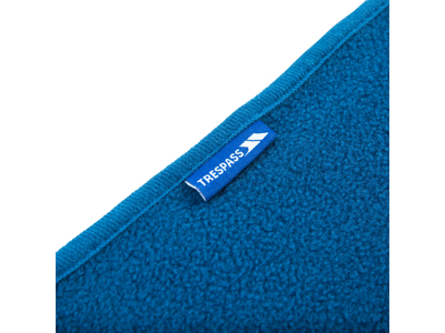 Trespass Snuggles - Tæppe 120 x 180cm - Fleece - Cobalt