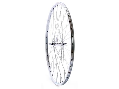 Forhjul 700c city ZAC2000 sølv