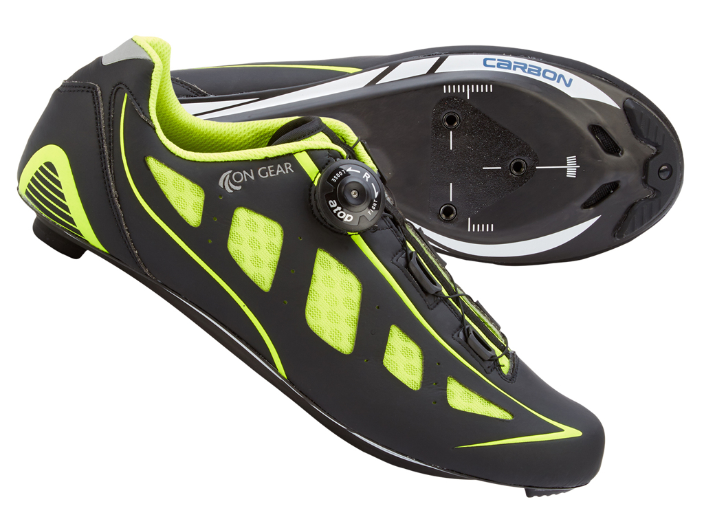 Image of   On Gear Cykelsko Carbon Race - Str. 41