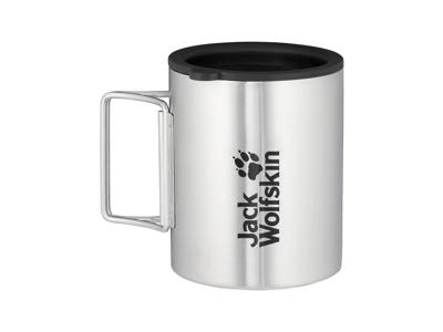 Jack Wolfskin - Thermo Mug - Termokrus 0,25 liter - Silver