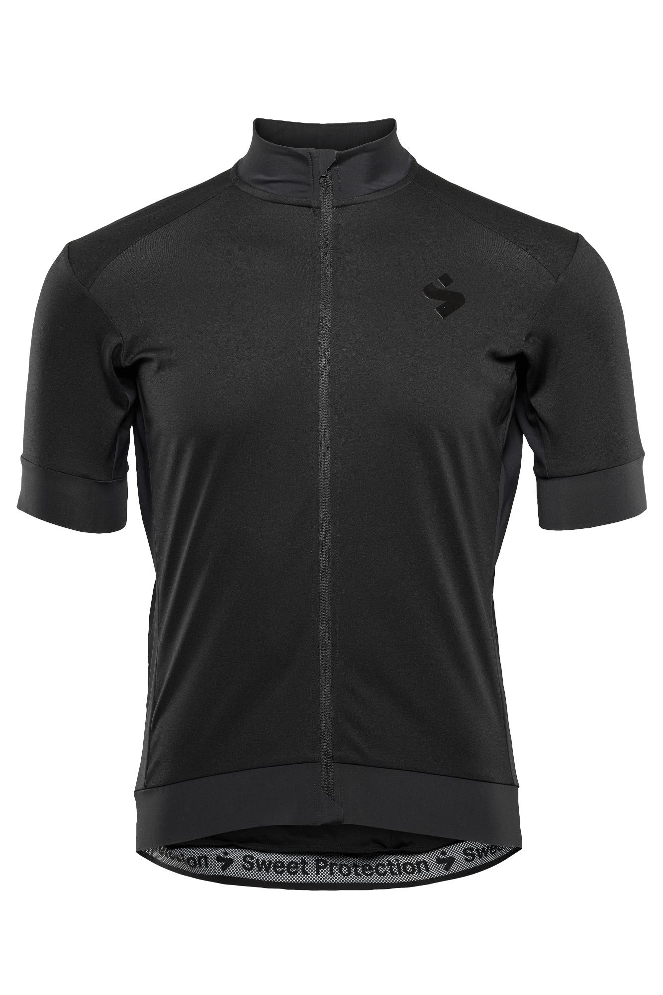 Sweet Protection Crossfire Jersey - Cykeltrøje - Sort | Jerseys