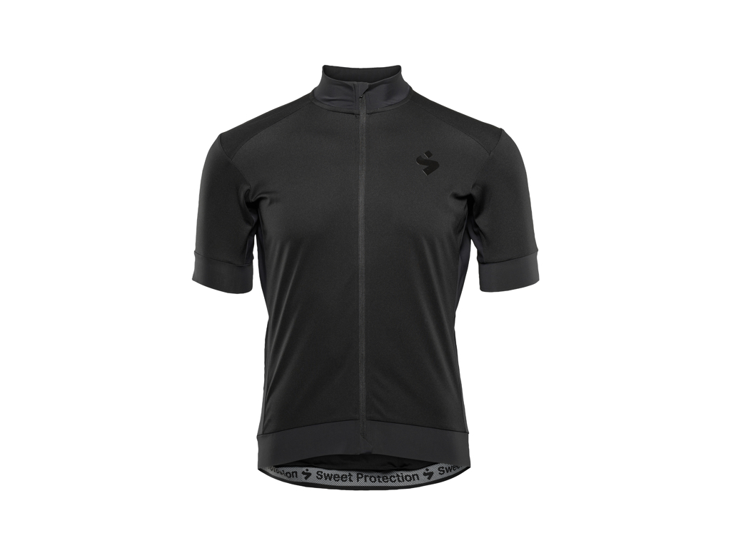 Sweet Protection Crossfire Jersey - Cykeltrøje - Sort - Str. XL thumbnail