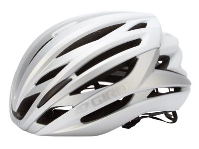 Giro Syntax - Cykelhjelm - Mat Hvid/Sølv