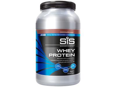 SIS Whey Protein - Chokolade - 1 kg