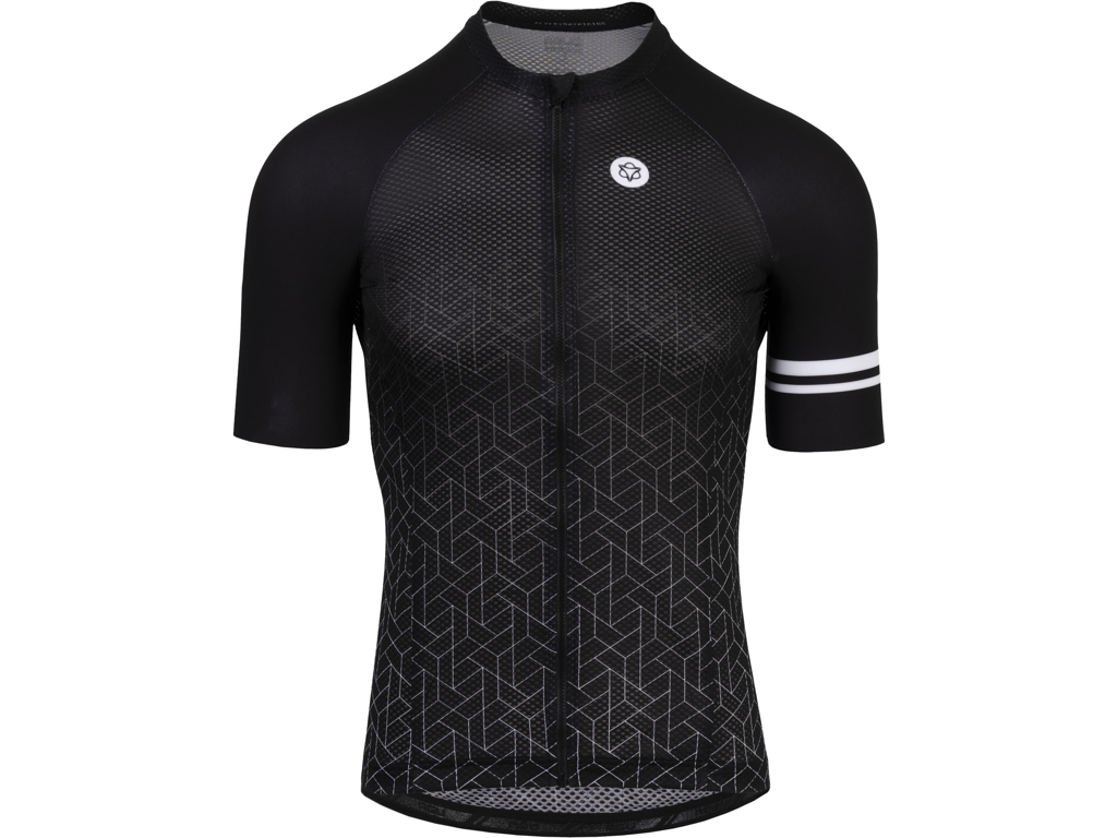 Image of   AGU High Summer Jersey - Cykeltrøje - Sort - Str. L