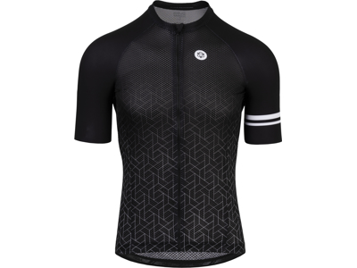 AGU High Summer Jersey - Cykeltrøje - Sort - Str. XXL