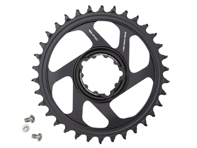 Sram Eagle XX1/X01 klinge - 1 x 12 gear - Sort - Direct Mount - 6 mm offset - 36 tænder